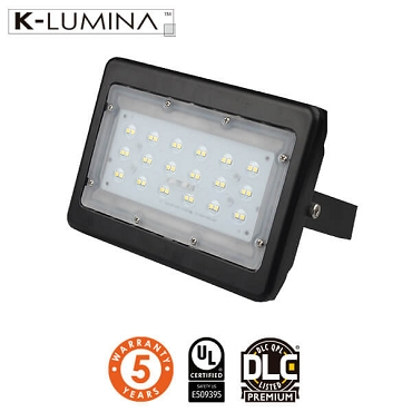 LED Flood Light – 30W – Flood Mount – UL&DLC - 5 Year Warranty