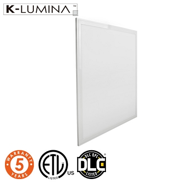 LED Panel - 2x2 ft - 40W - 4000lm - 4000K Natural White - Dimmable - ETL+DLC